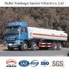 速い伝達が付いている25cbm XCMGのユーロ3の石油燃料タンクトラック