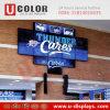 46 Helligkeit LCD-verbindener Bildschirm des Zoll-3.5mm Ultral schmale der Anzeigetafel-700CD/M2