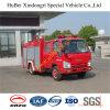 de Vrachtwagen Euro4 van de Brand van het Water 2.5ton Isuzu
