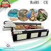 Impresora plana ULTRAVIOLETA del nuevo formato amplio del LED para la impresión de alta velocidad de cristal/de acrílico/del cuero/del metal de /PVC /Tiles
