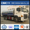 Caminhão do camião do tanque de Hino 6X4 para Filipinas