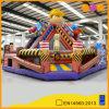 子供のおもちゃの建築者の膨脹可能な楽しみ都市スライド(AQ01424)