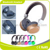 Écouteur sans fil de Bluetooth de bandeau élégant de carte de SD/TF