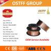 0.8mm Plastikpräzisions-Schicht-Wunde-CO2mig-Draht der spulen-5kg (AWS ER70S-6)