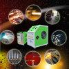 24 ore di tipo industriale generatore di funzionamento continuo del gas di Hho Brown della strumentazione di risparmio del combustibile