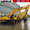 Tamaño Medio Construction Equipment W2150 Excavadora