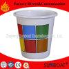 Taza del agua de /Sunboat del vaso del esmalte con la taza profunda modificada para requisitos particulares