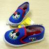 L'injection Cnavas d'enfants la plus neuve chausse les chaussures d'école de chaussures de confort (FF921-4)