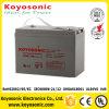Bateria acidificada ao chumbo superior das energias eólicas da bateria solar da bateria do gel da qualidade 6V 180ah