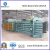 Máquina automática hidráulica de la prensa del papel usado con el certificado del CE