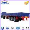 3axles/12tyres Side Wall Semi Trailer für Sale