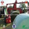 Pellicola di plastica 25micron X 750mm del silaggio dell'involucro LLDPE dell'erba