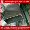 Rechteckiges Fluss-Stahl-nahtloses Rohr für Gebäude-Gebrauch