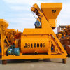 Mezclador gemelo de los ejes para la planta de procesamiento por lotes por lotes concreta (Js 1000)