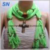 Sjaal van de Tegenhanger van Snsmq1050 van de vrouw de Dwars