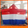 Напечатанный национальный флаг Body Cape с Hat