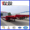 Gooseneck Flatbed Trailer für Tractor Export From China