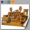 Générateur électrique de biomasse de générateur à gaz d'alimentation électrique de gaz de pailles de cosse