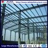 Estructura del marco de acero del espacio de la construcción de los materiales de construcción de China