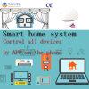 Système sans fil de domotique d'accès de Zigbee pour une villa