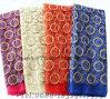 Самое последнее высокое качество африканское Embroidered Net Lace Fabric/Lots Design Color Нигерии Cupion Lace для Tulle Wedding Dresses