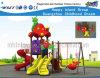 Campo de jogos ao ar livre Hf-16703 de Playsets do quintal dos balanços das crianças