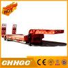 CCC van ISO keurde de Lage Flatbed Semi Aanhangwagen van 2 As goed