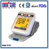 バックライト(BP 601)が付いている手首のデジタル血圧のモニタ
