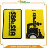 Étiquette molle de bagage de logo coloré chaud de vente