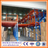 La nuova cremagliera del pallet 2015 ha sostenuto il mezzanine d'acciaio di immagazzinaggio del magazzino del ferro