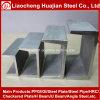 Acier laminé à chaud de profilé en u de carbone en matériaux Q235