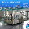 automatische Saft-Warmeinfüllen-Flaschenabfüllmaschine-Pflanze des Tee-250-500ml