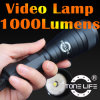 Tonelife Tl3211V Underwater LED Video Light Scuba Diving Video Flashlight für Photography Wide Flood Beam 70 Degree