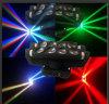 éclairage magique de faisceau principal mobile d'araignée de 8*10W LED