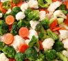 IQF Gemüsekalifornien Mischgemüse