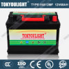 DIN Standard Maintenance Free Storage Battery with 56812mf 12V68ah