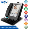 Telefono del video di WiFi della macchina fotografica del IP di Telpo