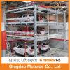 Sistema de aparcamiento automatizado Puzzle Mutrade BDP Auto Motor hidráulico
