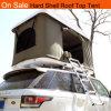 Ultralight nicht für den Straßenverkehr kampierendes hartes Auto-Dach-Oberseite-Zelt des Shell-4X4