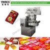 Estaca dos doces & máquina de envolvimento da dobra (QZB500)