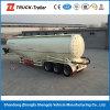 os eixos 50cbm 3 aumentam reboque do caminhão de petroleiro do pó granulado do cimento