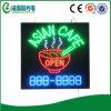 Il LED personalizza il segno aperto acrilico del segno LED del segno LED (HAS0158)