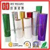 Película que lamina olográfica colorida cómoda de Eco BOPP