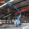 10m CE Approved Boom Lift Work Platform