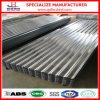 Formati ondulati della lamiera sottile del tetto di Gi d'acciaio dello zinco del metallo di JIS G3302