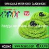 Verde - jardim Stretch Hose de Vegetable Watering do material