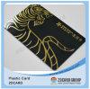 Cartão plástico da impressão de Cmyk/cartão de sociedade barato plástico