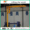 Mini Hoist Jib Crane para Metal Shop Loading