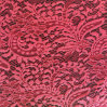 Laço Fabric Pink, Water - Lace solúvel Fabric, Macrame Lace Fabric
