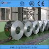 亜鉛によって電流を通されるシート(SGCC)